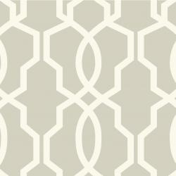 Hourglass Trellis Wallpaper