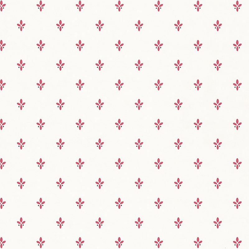 fk26911 small print floral wallpaper discount wallcovering