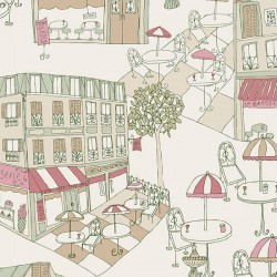 Cafes of France
