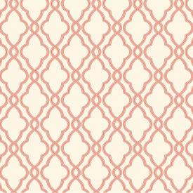 Hampton Trellis Wallpaper