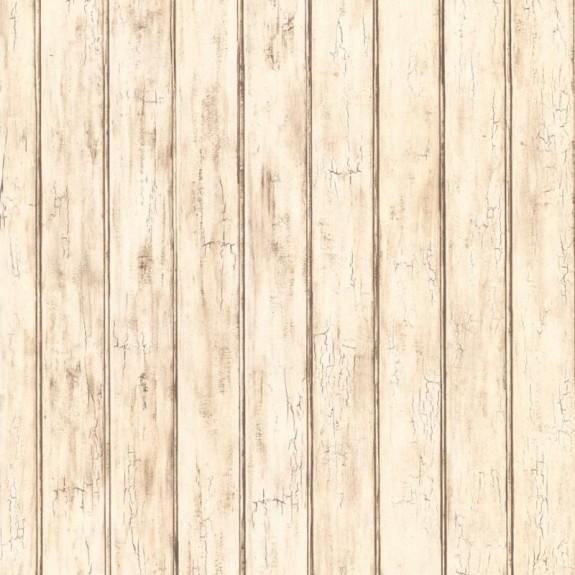 Bead Board Wallpaper
