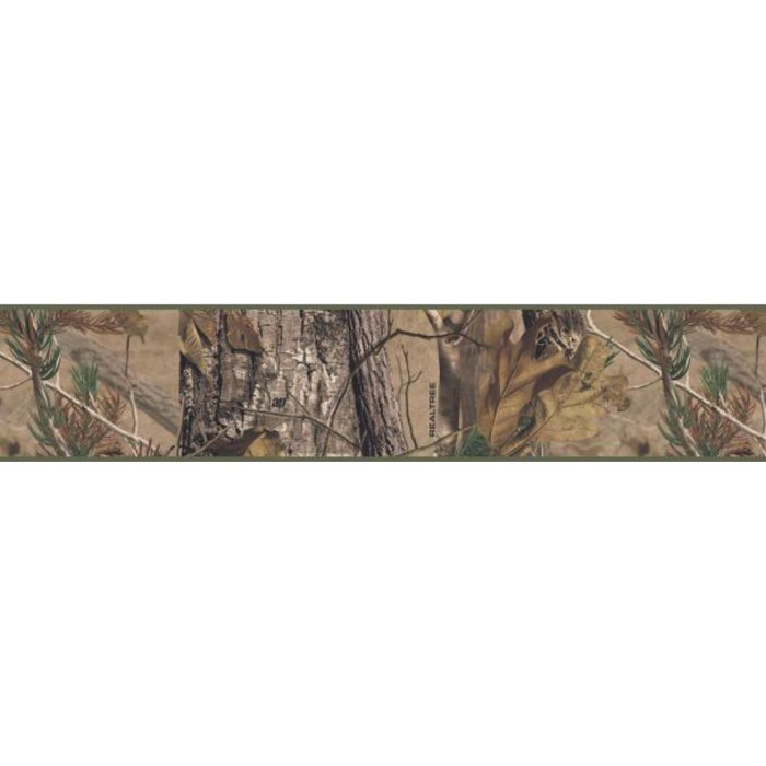 Lm7937bd Realtree Ap Camo Border Discount Wallcovering