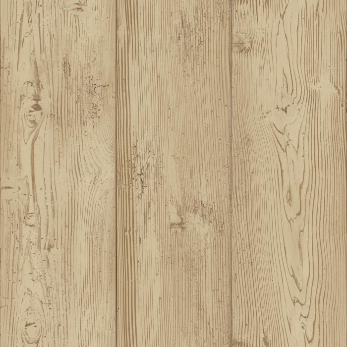 Ct1936 Wide Wood Planks Wallpaper Discount Wallcovering