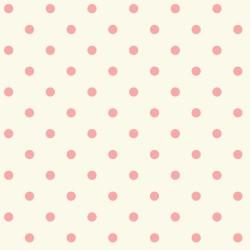 Circles Polka Dot Wallpaper