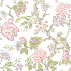 Casa Blanca Rose Wallpaper