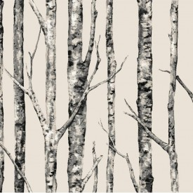 The Birches Wallpaper