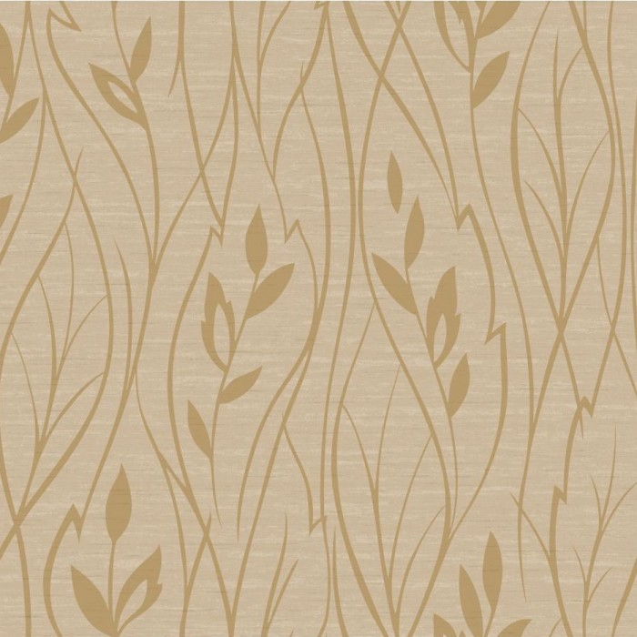 Y6200805 Leaf Silhouette Textured Wallpaper Discount