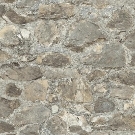 Peel & Stick Weathered Stone Wallpaper