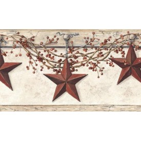 Hanging Star Border