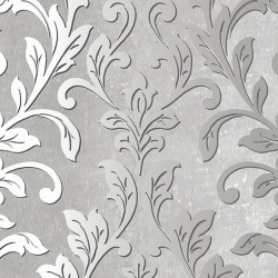 Scroll Leaf Wallpaper