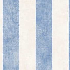 Distressed Stripes Wallpaper