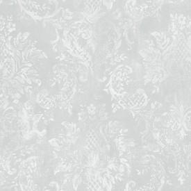 Pineapple Pattern Damask Wallpaper