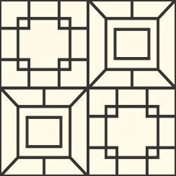 Theorem Toile Wallpaper