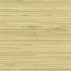 Natural Boodle On Foil Grasscloth Wallpaper