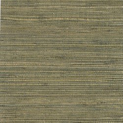 Natural Sea Grass Pearl-Coated Grasscloth Wallpaper