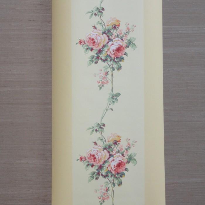 Laura Ashley Stripe Wallpaper