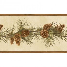 Fleming Pine Border