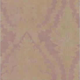 Charleston Raised Print Damask Wallpaper