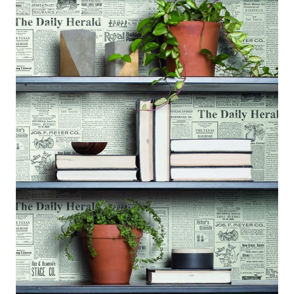 Magnolia Home The Daily Removable Wallpaper