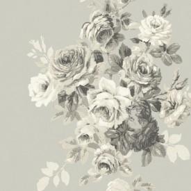 Magnolia Home Tea Rose Wallpaper