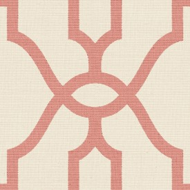 Magnolia Home Woven Trellis Wallpaper