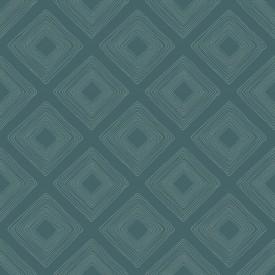 Magnolia Home Diamond Sketch Wallpaper