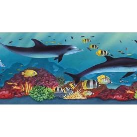 Under The Sea Border