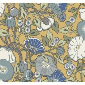 Vincent Poppies Wallpaper