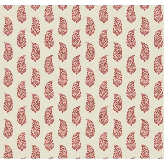 Boteh Paisley Wallpaper