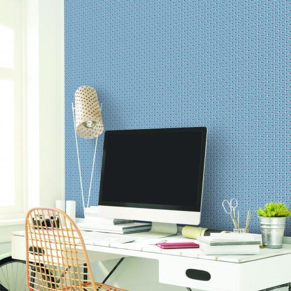 Circle Mosaic Wallpaper