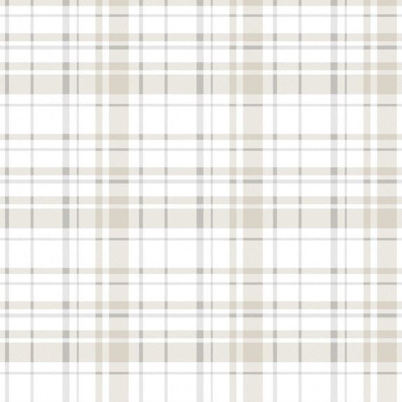 Polka Dot Plaid Wallpaper