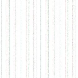 Dotty Stripe Wallpaper