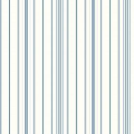 Wide Pinstripe Wallpaper