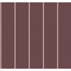 Social Club Stripe Wallpaper