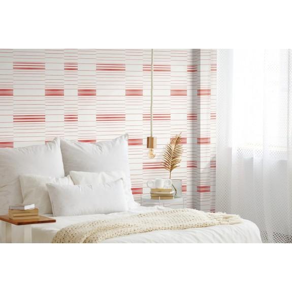 Dashing Stripe Wallpaper