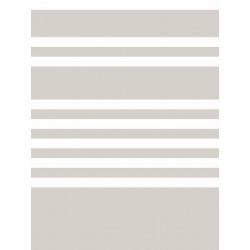 Scholarship Stripe Wallpaper