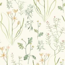 Alpine Botanical Wallpaper