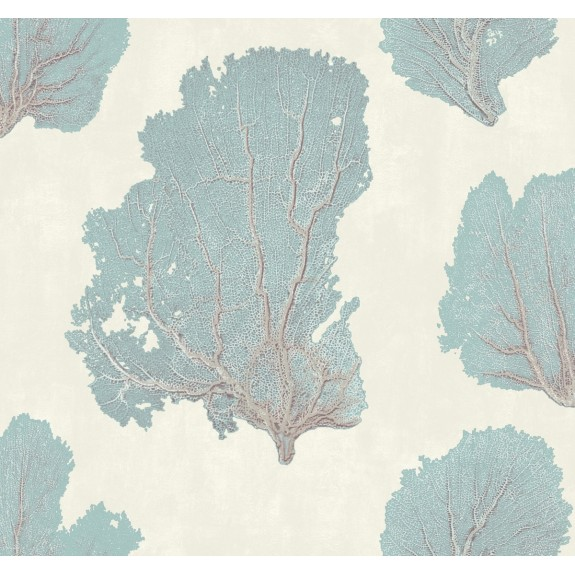 Coral Couture Wallpaper