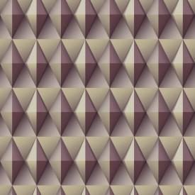 Paragon Geometric Wallpaper
