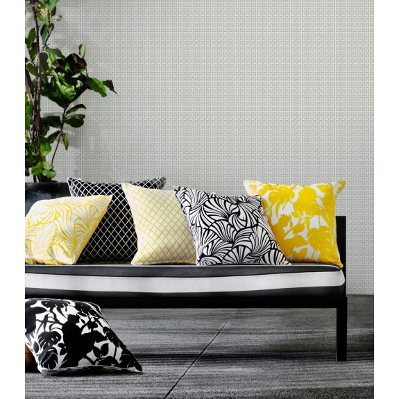 Oriental Filigree Wallpaper