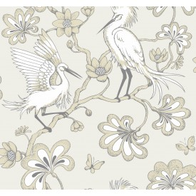Egrets Wallpaper