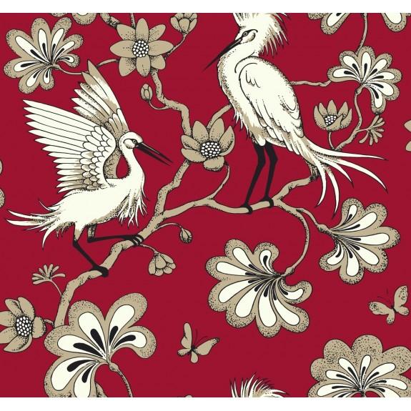 Egrets Wallpaper