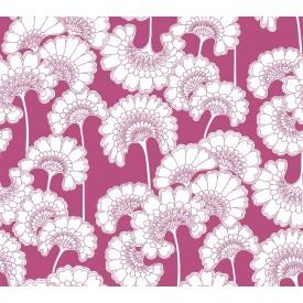 Japanese Floral Wallpaper