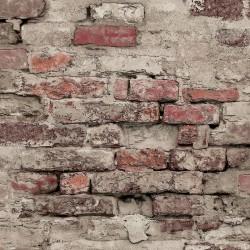 Brick Alley Wallpaper