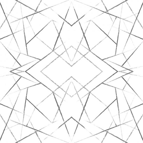 Geo Diamond Wallpaper
