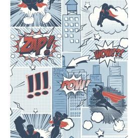 Comix Heros Wallpaper