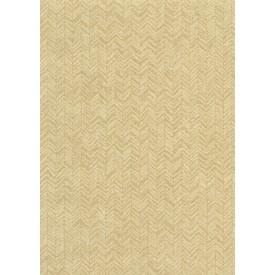 Fabric Chevron Wallpaper
