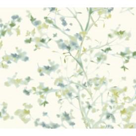 Sunlit Branches Wallpaper