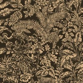 Botanical Sanctuary Wallpaper