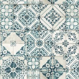 Mediterranean Tile Wallpaper